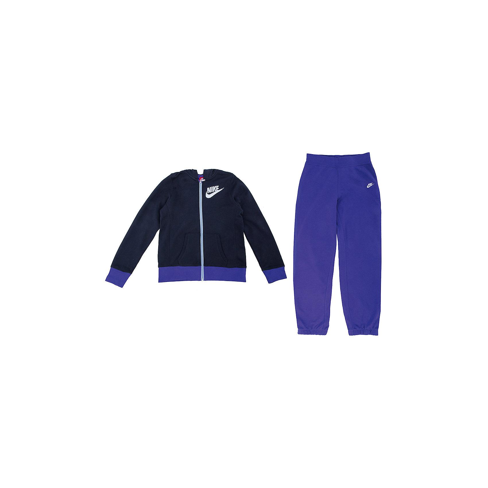 Спортивный костюм для девочки HBR SB CUFF WARM UP YTH NIKE