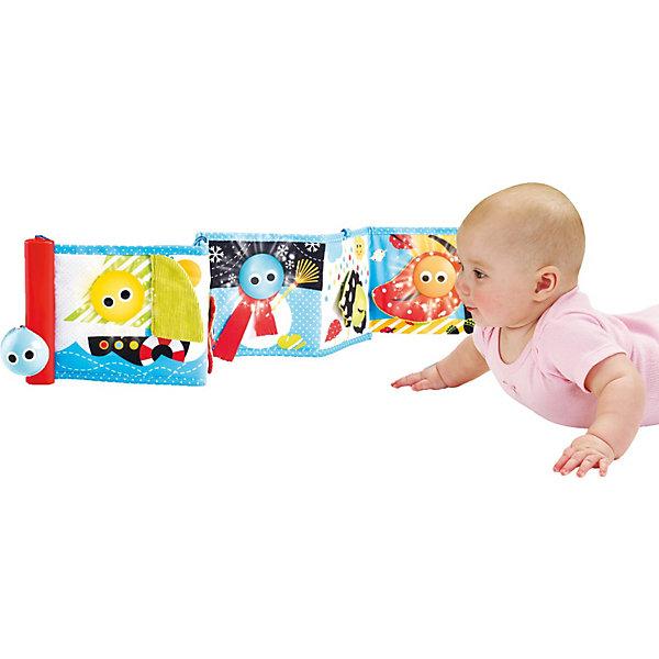 Двухсторонняя книжка для малышей,  Yookidoo