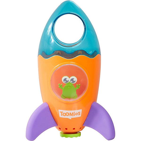RU Игрушка для ванны Tomy Фонтан-РакетаИгрушки для ванной<br>Игрушка для ванны Фонтан-ракета, Tomy (Томи) - забавная яркая игрушка, которая развлечет малыша во время купания. Красочная ракета с синим корпусом выполнена из высококачественного пластика, внутри плавающая морская звезда, которую можно наблюдать через иллюминатор.<br>Если заполнить ракету водой и поднять вертикально вверх у Вас получится чудесный фонтан в виде купола, который вызовет восторг у Вашего малыша. Мощность и напор воды можно регулировать. Увлекательная игрушка познакомит ребенка со свойствами воды, учит причинно-следственным связям, развивает воображения и познавательную активность.<br><br>Дополнительная информация:<br><br>- Материал: пластик.<br>- Размер игрушки: 16 x 14 x 28 см. <br>- Размер упаковки: 25 х 14 х 30 см. <br>- Вес: 150 гр.<br><br> Игрушку для ванны Фонтан-ракета, Tomy (Томи), можно купить в нашем интернет-магазине.<br>Ширина мм: 266; Глубина мм: 177; Высота мм: 147; Вес г: 417; Возраст от месяцев: 12; Возраст до месяцев: 48; Пол: Унисекс; Возраст: Детский; SKU: 3965958;
