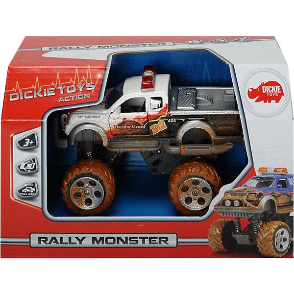Dickie Toys Внедорожник с имитацией грязи, 15 см