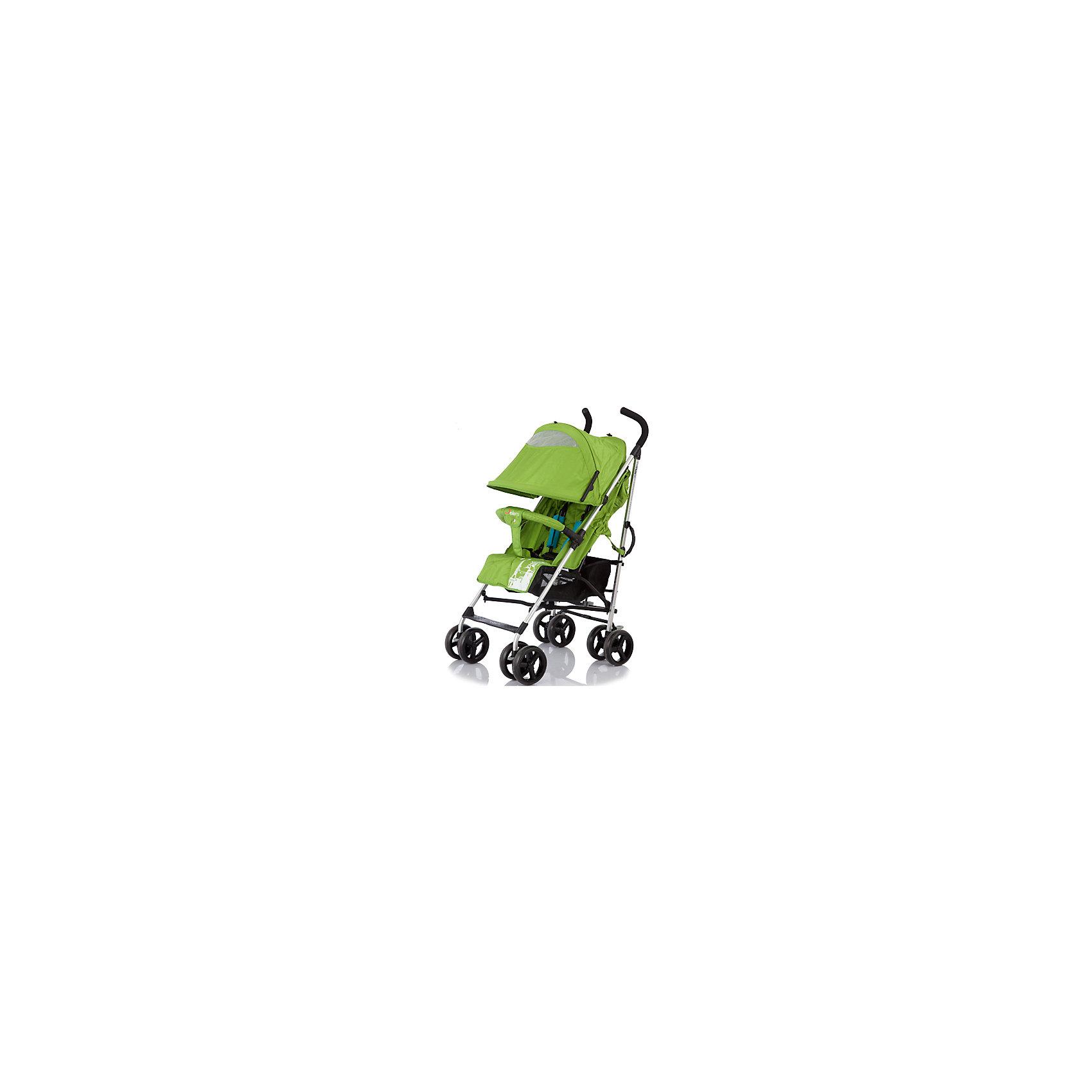 Коляска-трость Jetem Paris, зеленый