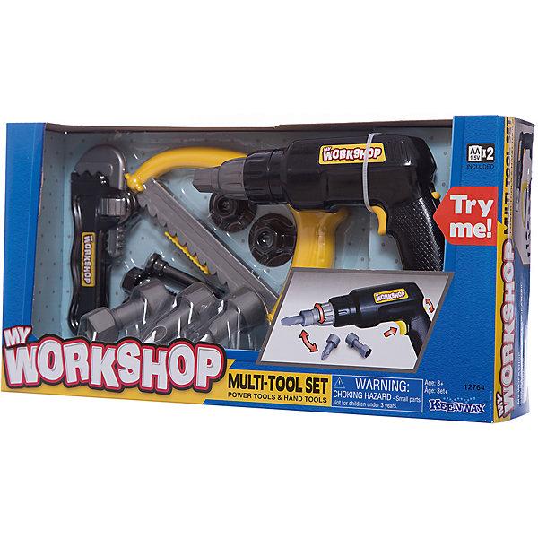 Набор инструментов, Keenway Гусев купить инструмент строительный