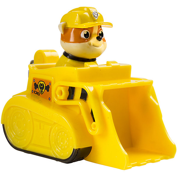 Spin Master Маленькая машинка спасателя Крепыш, Щенячий патруль, Spin Master игрушка spin master paw patrol мини машинка спасателя с фигуркой героя 16721