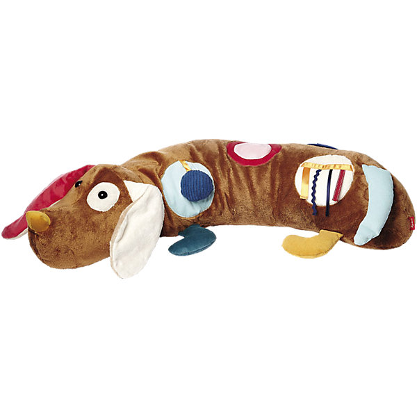 Sigikid Развивающая мягконабивная игрушка Sigikid, Собака, 78 см