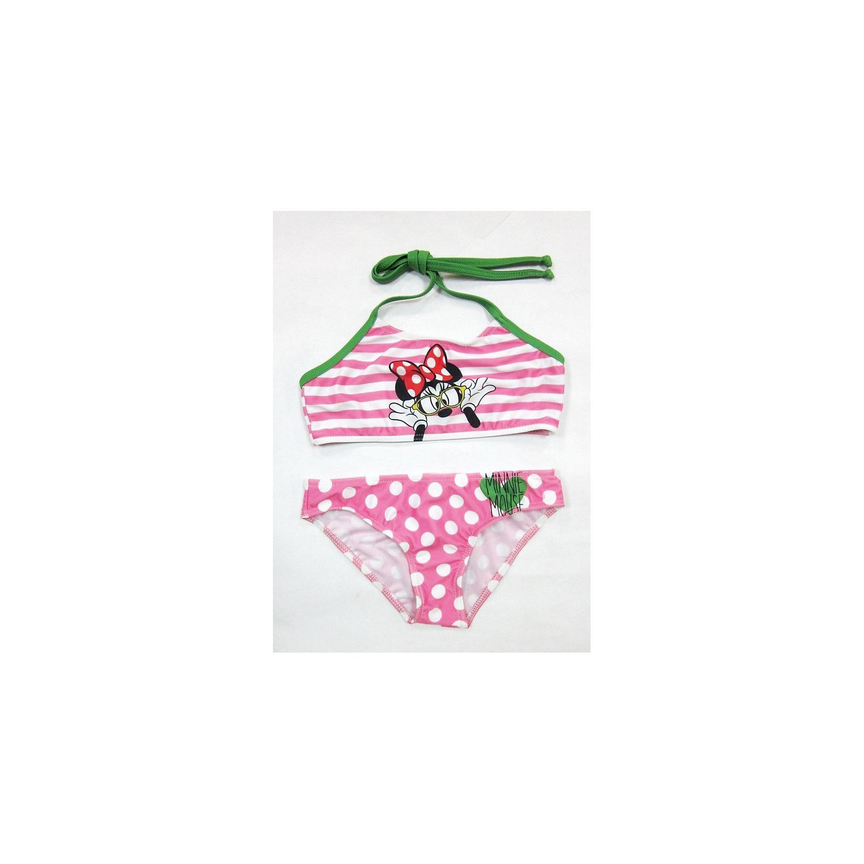 Детский раздельный купальник, Minnie Mouse EMDI