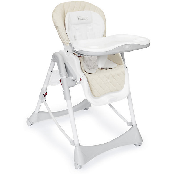 Стульчик для кормления William, Happy Baby, кремовыйСтульчики для кормления<br>Стул для кормления William, Happy Baby.<br>Описание:<br>- 3-и регулируемых положения спинки, включая горизонтальное;<br>- регулируемая подножка;<br>- съемный поднос и столешница;<br>- сетка для игрушек;<br>- 5 регулировок по высоте; <br>- 5-ти точечные ремни безопасности;<br>-  мягкий вкладыш для грудничка.<br>Дополнительная информация:<br>- размеры в сложенном виде: 42х28х73см.;<br>- размеры в разложенном виде:  100х60х80см.;<br>- размер спального места: 85х32см.;<br>- максимальный вес ребенка до 15кг.;<br>- вес стульчика 12 кг.;<br>- цвет кремовый.<br>Стул для кормления Happy Baby William можно купить в нашем интернет-магазине.<br>Ширина мм: 280; Глубина мм: 470; Высота мм: 730; Вес г: 12000; Возраст от месяцев: 6; Возраст до месяцев: 36; Пол: Унисекс; Возраст: Детский; SKU: 4012414;