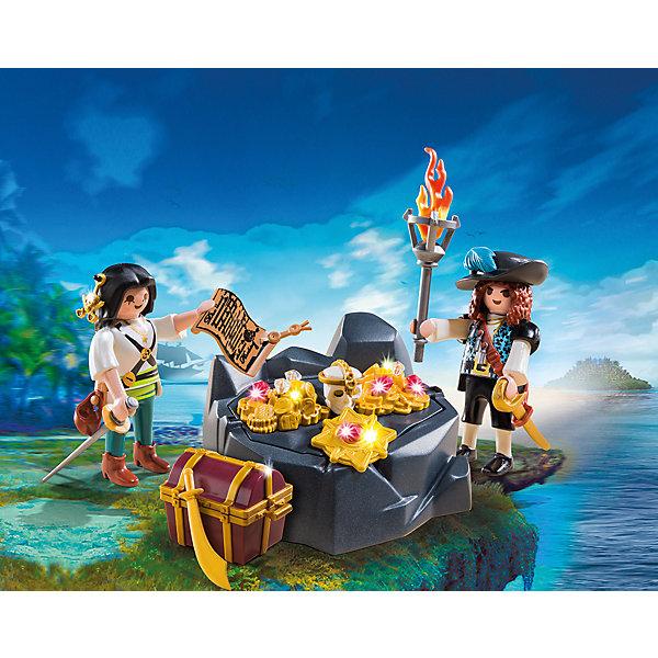 PLAYMOBIL® Пиратский тайник с сокровищами, PLAYMOBIL playmobil® пиратский тайник с сокровищами playmobil