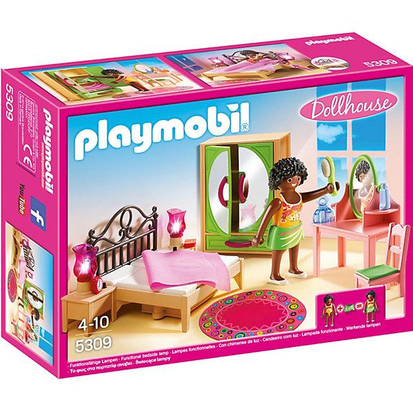 PLAYMOBIL® Спальная комната с туалетным столиком, PLAYMOBIL
