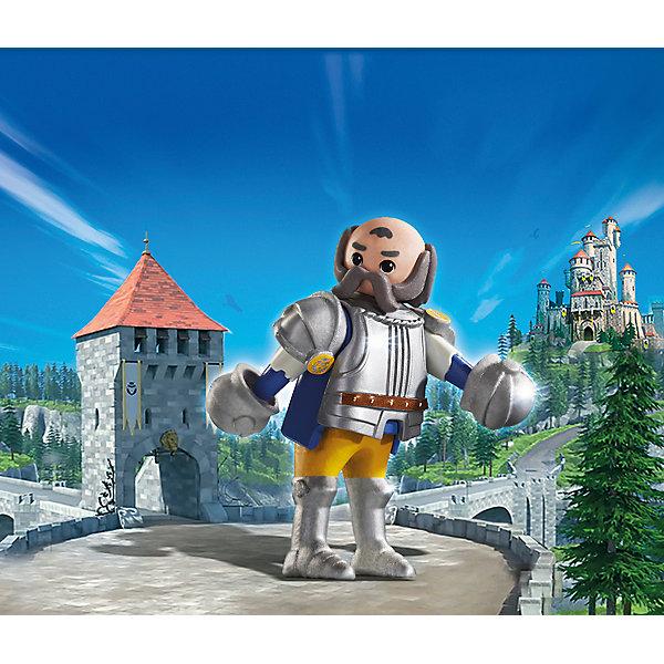 PLAYMOBIL® Конструктор Playmobil Супер 4 Королевский страж Сэра Ульфа конструкторы playmobil носорог с носорожком