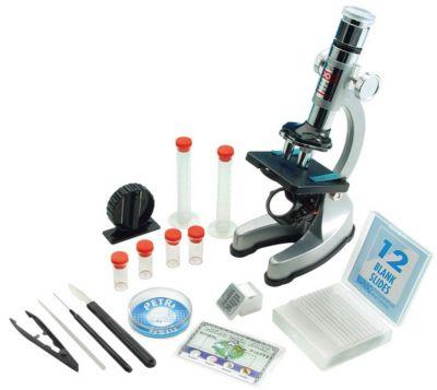 Микроскоп, Edu-Toys, артикул:4013719 - Оптические приборы