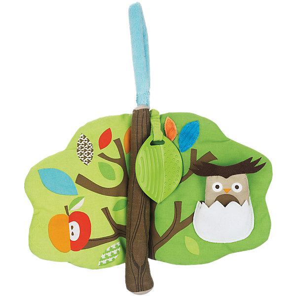 Skip Hop Развивающая игрушка-книжка SkipHop Лесное дерево леонтьев л древесиноведение и лесное товароведение учебник