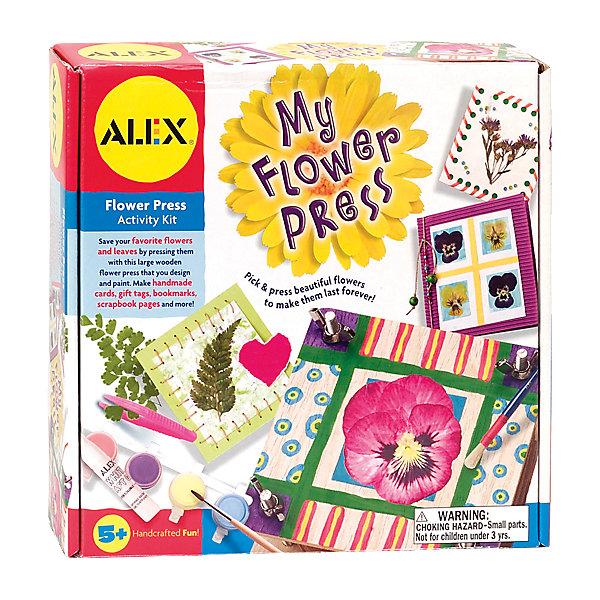 ALEX Набор для создания гербариев и открыток, ALEX белоснежка наборы для скрапбукинга набор для создания 10 ти открыток вернисаж 253 sb