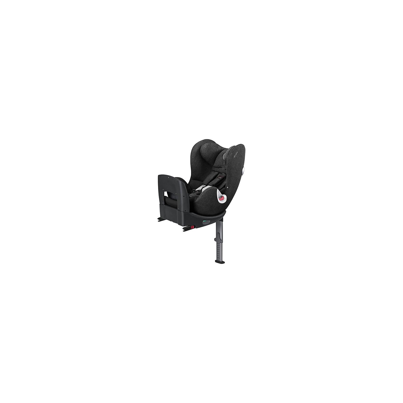 Автокресло Sirona PLUS, 0-25 кг., Cybex, Black Beauty