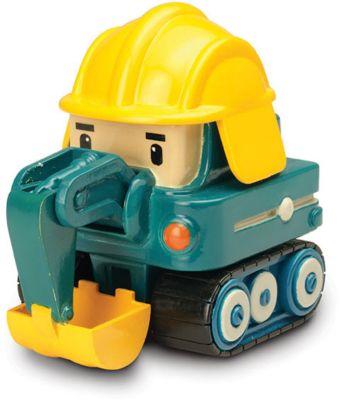Игрушка  Металлическая машинка Пок , 6 см, Робокар Поли, артикул:4033641 - Категории