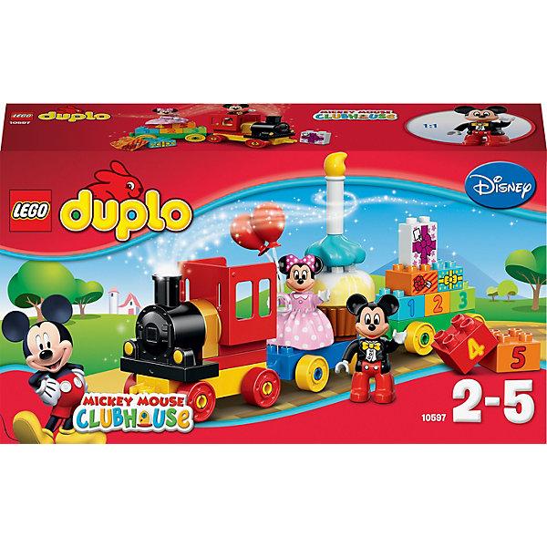 LEGO DUPLO 10597: День рождения с Микки и Минни