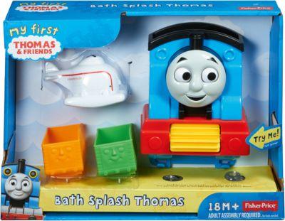 Игровой набор  Веселое купание , Томас и его друзья, артикул:4048183 - Игрушки для мальчиков