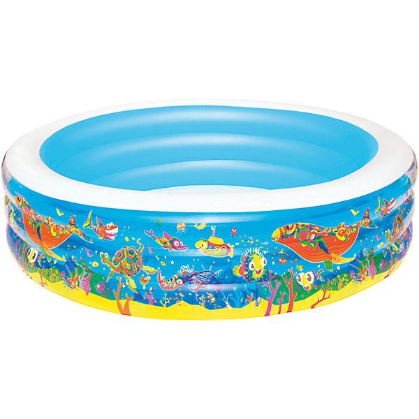"""Фотография товара детский бассейн """"Подводный мир"""", 1147 л, Bestway (4051663)"""