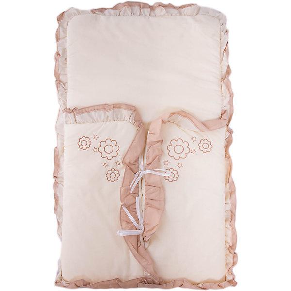 Fairy Конверт на выписку Я и моя мама, Fairy конверт на выписку leader kids зимний атлас розовый