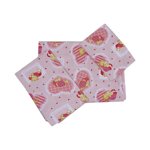 Наволочка Мишки 40х60 Фея, розовыйПостельное белье в кроватку новорождённого<br>Наволочка выполнена из высококачественного гипоаллергенного материала приятного к телу и безопасного для детей. Изделие имеет приятную расцветку, декорировано милым принтом: может подойти к белью различной расцветки. <br><br>Дополнительная информация:<br><br>- Материал: хлопок 100%.<br>- Размер: 40х60 см. <br>- Цвет: розовый.<br>- Декоративные элементы: принт.<br><br>Наволочку Мишки 40х60 Фея, розовую, можно купить в нашем магазине.<br>Ширина мм: 300; Глубина мм: 400; Высота мм: 50; Вес г: 600; Возраст от месяцев: 0; Возраст до месяцев: 12; Пол: Женский; Возраст: Детский; SKU: 4067728;
