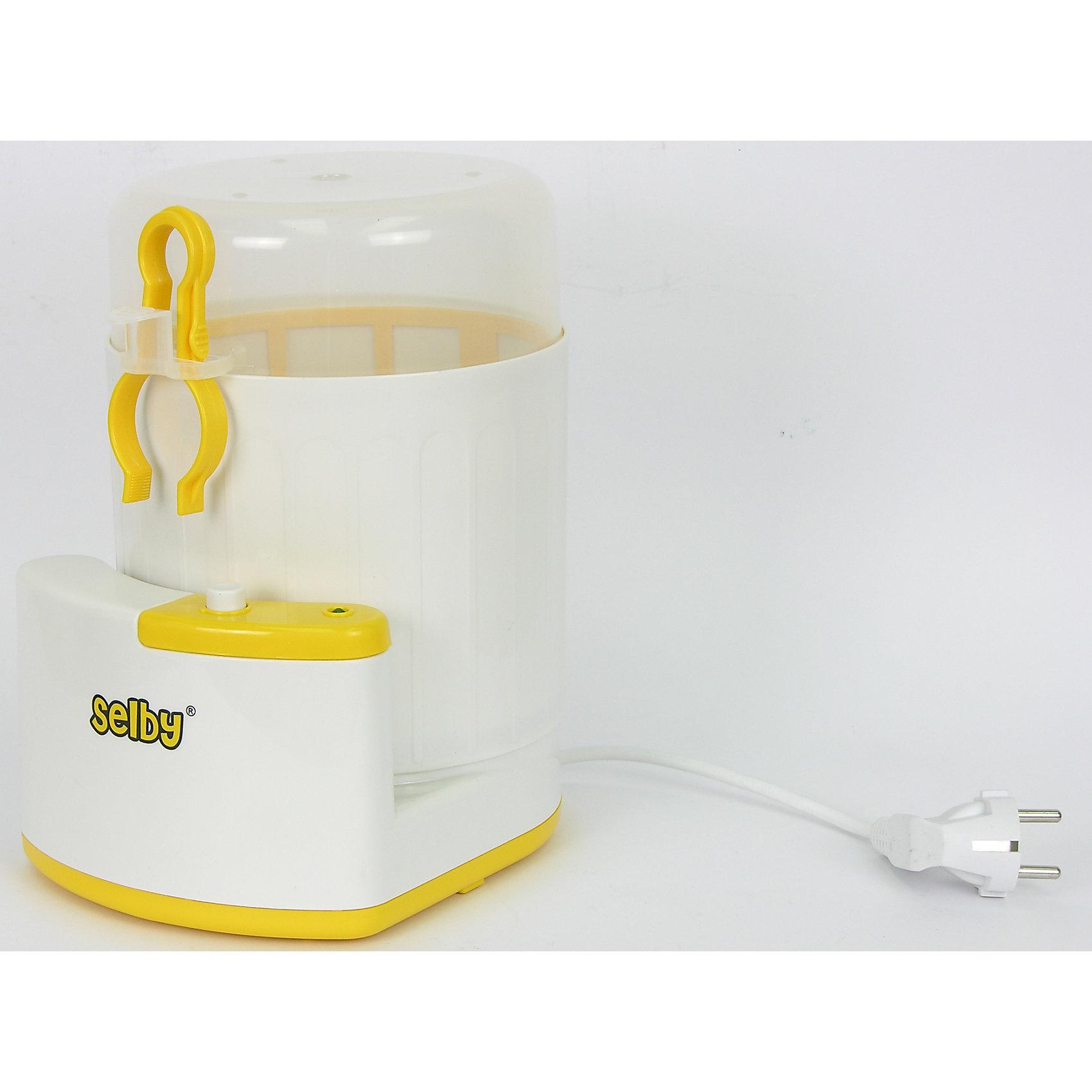 Стерилизатор детских бутылочек BS-03 Selby