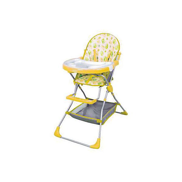 Selby Стульчик для кормления 252 Selby, желтый selby стульчик для кормления 252 selby зеленый