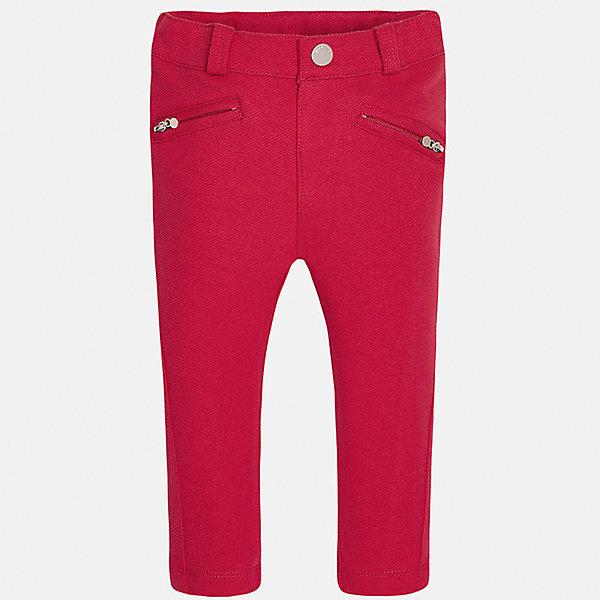 Леггинсы для девочки MayoralКомплекты<br>Характеристики товара:<br><br>• цвет: красный<br>• состав: 62% хлопок, 33% полиэстер, 5% эластан<br>• шлевки<br>• эластичный материал<br>• карманы<br>• приятный оттенок<br>• страна бренда: Испания<br><br>Модные леггинсы для девочки смогут разнообразить гардероб ребенка и украсить наряд. Они отлично сочетаются с майками, футболками, блузками. Красивый оттенок позволяет подобрать к вещи верх разных расцветок. В составе материала - натуральный хлопок, гипоаллергенный, приятный на ощупь, дышащий. Леггинсы отлично сидят и не стесняют движения.<br><br>Одежда, обувь и аксессуары от испанского бренда Mayoral полюбились детям и взрослым по всему миру. Модели этой марки - стильные и удобные. Для их производства используются только безопасные, качественные материалы и фурнитура. Порадуйте ребенка модными и красивыми вещами от Mayoral! <br><br>Леггинсы для девочки от испанского бренда Mayoral (Майорал) можно купить в нашем интернет-магазине.<br>Ширина мм: 123; Глубина мм: 10; Высота мм: 149; Вес г: 209; Цвет: красный; Возраст от месяцев: 18; Возраст до месяцев: 24; Пол: Мужской; Возраст: Детский; Размер: 92,62,86,80,68,74; SKU: 4070440;