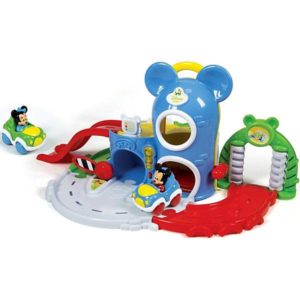 Clementoni Развивающая игрушка Гараж Микки