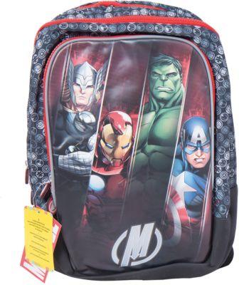 Ортопедический мягкий рюкзак Мстители, Marvel, артикул:4073994 - Мстители