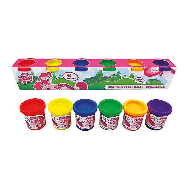 Набор пальчиковых красок, 6 цветов, My little PonyПальчиковые краски<br>Набор пальчиковых красок, 6 цветов, My little Pony (Мой маленький Пони) идеально подходит даже для самых маленьких и предназначен специально для рисования пальцами, поэтому краски абсолютно безвредны для кожи и не вызывают аллергических реакций. Пока малыши не научились пользоваться кисточками, они могут рисовать пальчиками, смешивать цвета и стараться аккуратно закрашивать контуры. Краска каждого цвета хранится в отдельной пластиковой баночке. Их использование развивает тактильные ощущения, цветовое восприятие, зрительную память, творческое мышление, тренирует мелкую моторику, положительно влияет на настроение детей. <br><br>Комплектация: баночки с краской 6 шт.<br><br>Дополнительная информация:<br>-Серия: Мой маленький Пони<br>-Вес в упаковке: 440 г<br>-Размеры в упаковке: 330х60х50 мм<br>-Материалы: пластик, краски<br><br>Пальчиковые краски – это один из самых удачных способов занять малыша и подарить ему настоящую радость!<br><br>Набор пальчиковых красок, 6 цветов, My little Pony (Мой маленький Пони) можно купить в нашем магазине.<br>Ширина мм: 330; Глубина мм: 60; Высота мм: 50; Вес г: 440; Возраст от месяцев: 12; Возраст до месяцев: 48; Пол: Женский; Возраст: Детский; SKU: 4079300;