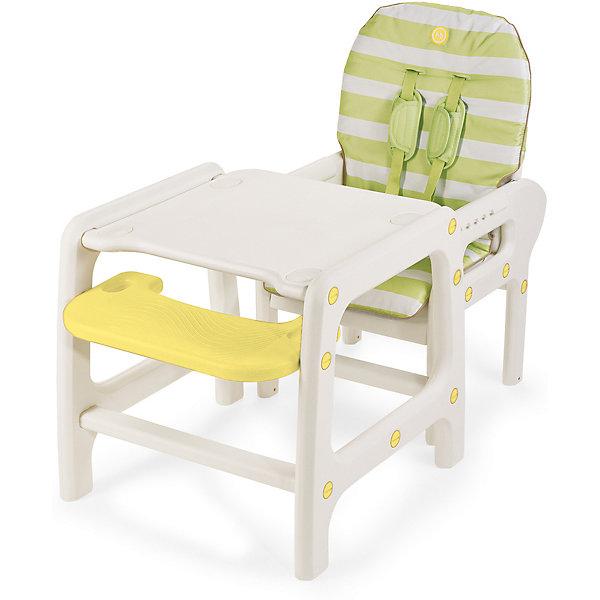 Happy Baby Стульчик-трансформер Oliver, Happy Baby, светло-зеленый стульчик для кормления happy baby paul brown 3784