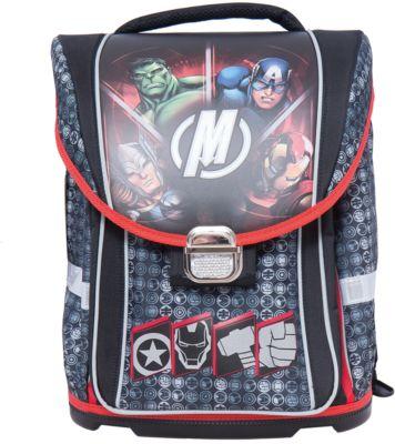 Школьный ранец Мстители, Marvel, артикул:4081603 - Мстители