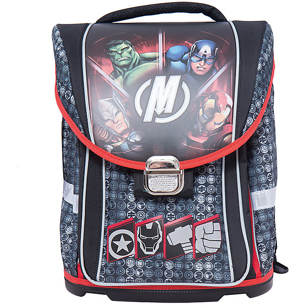 Купить со скидкой Школьный ранец Мстители, Marvel