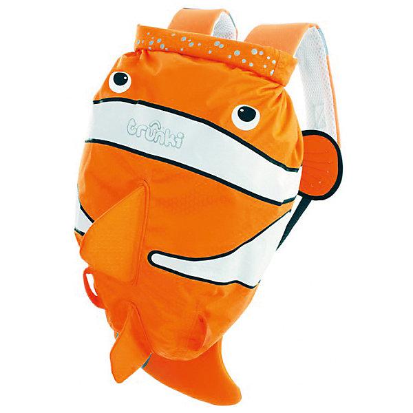 TRUNKI Рюкзак для бассейна и пляжа Trunki Рыба-Клоун