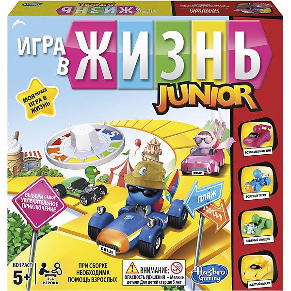 Hasbro Настольная игра Gaming Игра в жизнь Джуниор