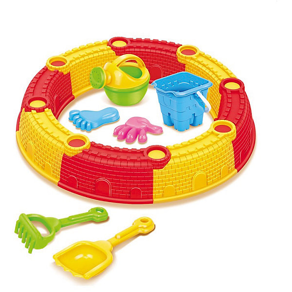 - Песочница Hualian Toys