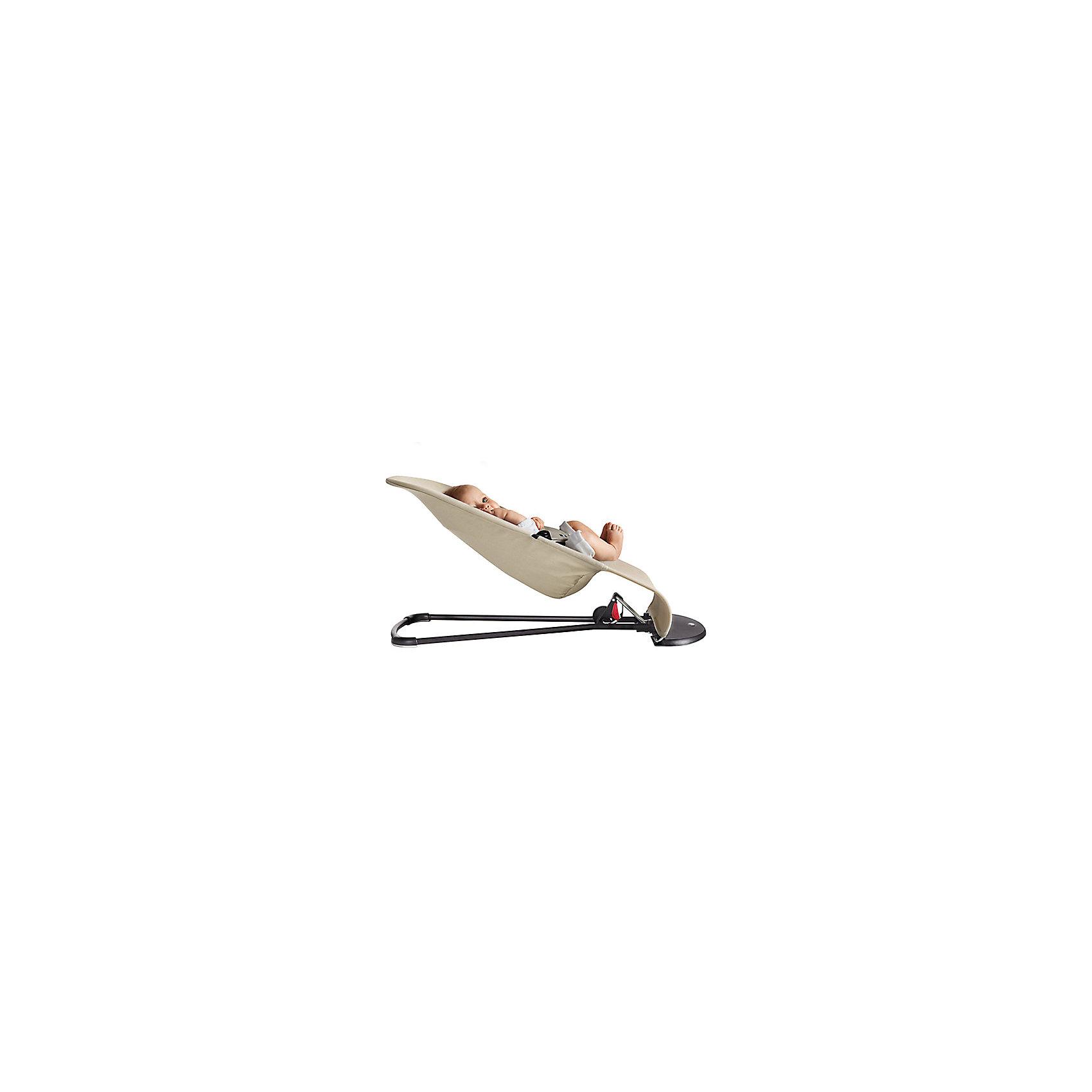 Кресло-шезлонг Balance Soft + игрушка в подарок (BabyBjorn)