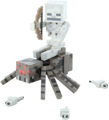 Фигурка Скелет с Пауком, 8 см, Minecraft, артикул:4122546 - Категории
