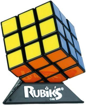 Головоломка Rubik's  Кубик Рубика  3х3, без наклеек, артикул:4123666 - Головоломки