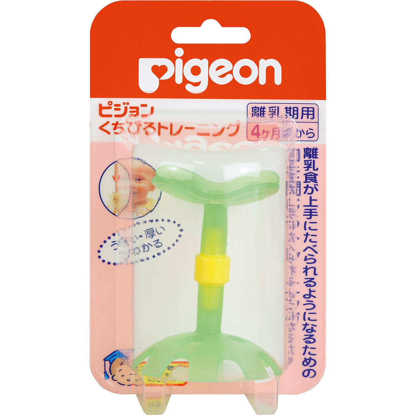 Прорезыватель с 4-х месяцев, Pigeon