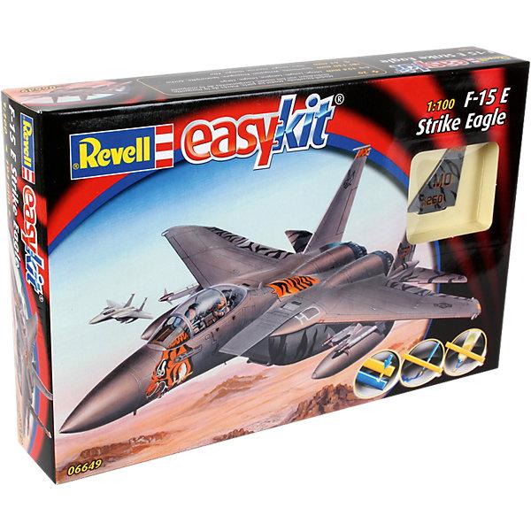Revell Сборка Самолет Истребитель F-15 Игл revell самолет истребитель фокке вульф fw 190 a 8 r11 2 ая мв немецкий