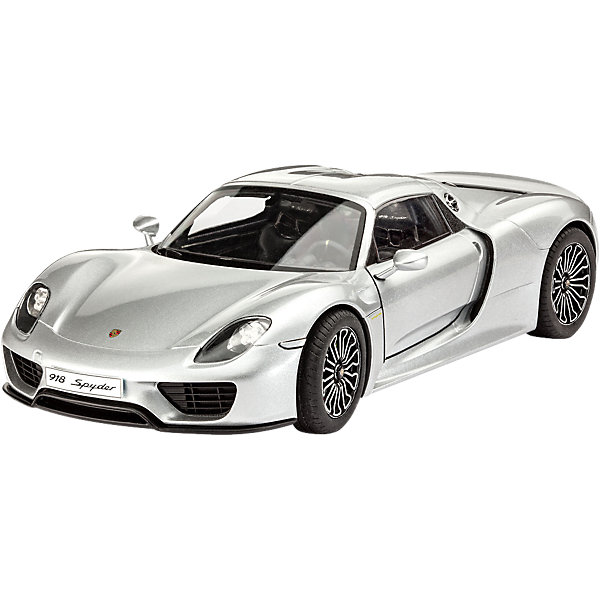 Revell Сборная модель Revell Автомобиль Porsche 918 Spyder сборная модель автомобиля 1 32 revell ferrari 360 challenge m lehner