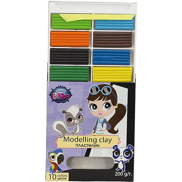Академия групп Пластилин Littlest Pet Shop 10 цветов