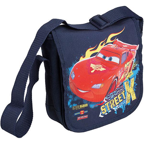 Сумка, ТачкиТачки<br>Стильная детская сумочка с изображением любимых героев, несомненно понравится Вашему ребенку. С ней можно отправиться на прогулку и взять с собой все самое необходимое. Сумка закрывается на клапан на липучке. Лямка свободно регулируется по длине, обеспечивая дополнительный комфорт. Модель выполнена из плотного и износостойкого полиэстера.<br><br>Дополнительная информация:<br><br>Одно отделение, перекидной клапан на липучке.<br>Размер 21,5 х 22 х 7,5 см.<br><br>Сумку  Тачки (Cars) 21,5*22*7,5 см можно купить в нашем магазине.<br>Ширина мм: 215; Глубина мм: 220; Высота мм: 75; Вес г: 166; Возраст от месяцев: 48; Возраст до месяцев: 84; Пол: Мужской; Возраст: Детский; SKU: 4141000;