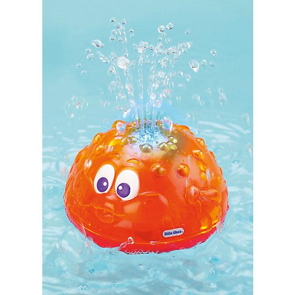 Little Tikes Игрушка для ванны Блестящая бухта Фонтан брызг: рыба-собака
