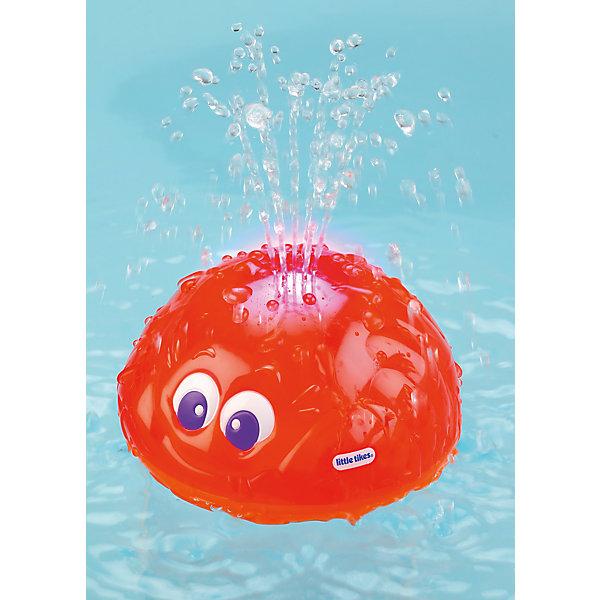 Little Tikes Игрушка для ванны Блестящая бухта Фонтан брызг: краб