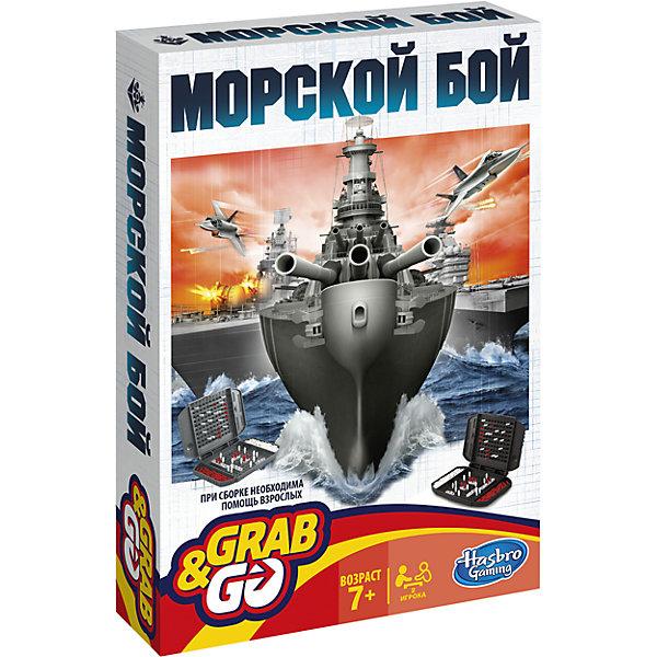 Hasbro Настольная игра Gaming Морской бой Дорожная