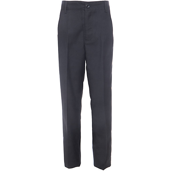 Брюки для мальчика Button BlueБрюки<br>Классические темные брюки - оптимальное решение для каждого школьного дня! Брюки имеют модную посадку на фигуре, прекрасно сидят и хорошо держат форму. Внутренняя часть пояса имеет удобную регулировку объема.<br>Состав:<br>ткань верха:  80% полиэстер, 20% вискоза  подкладка:  100%полиэстер<br>Ширина мм: 215; Глубина мм: 88; Высота мм: 191; Вес г: 336; Цвет: черный; Возраст от месяцев: 120; Возраст до месяцев: 132; Пол: Мужской; Возраст: Детский; Размер: 146,158,152,128,122,134,140; SKU: 4147262;