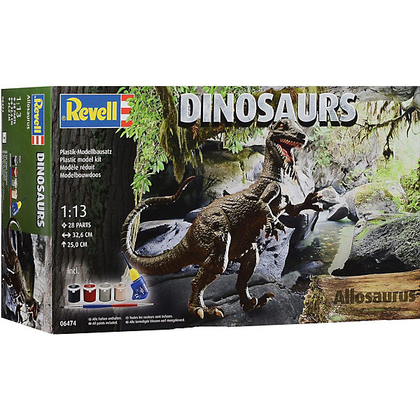 Revell Аллозавр, Revell