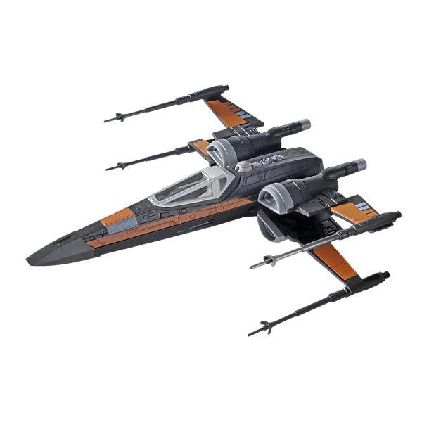 Revell Сборная модель Звездные войны «Истребитель По» (1:78), Собери и играй