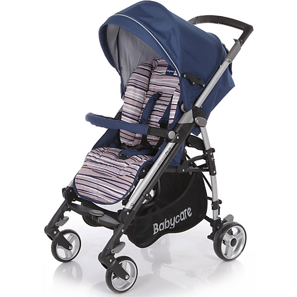 Коляска-трость GT4 Plus Baby Care, синий
